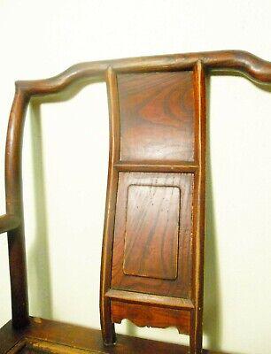Antique Chinese Ming Arm Chairs (5730) (Pair), Circa 1800-1849 3