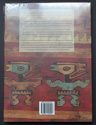 WEAVING FOR THE AFTERLIFE - Peruvian Textiles Maiman Coll. Vol.2 Hbk 2006 SEALED 2