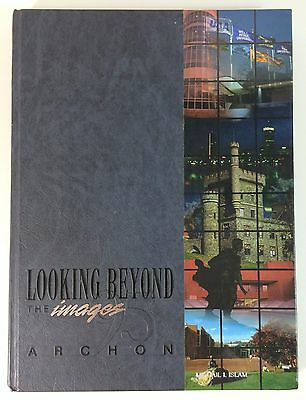 Brandeis University Yearbook 1995 Looking Beyond the Images Waltham, Mass 2
