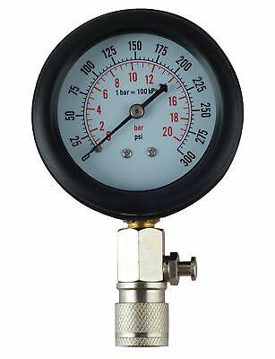 Compresimetro Gasolina 8 Pzas Medidor De Compresion Con Adaptadores 4