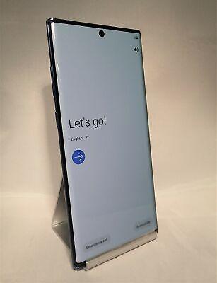 Samsung Galaxy Note 10 Plus 256GB Aura Blue Unlocked Excellent Condition 2