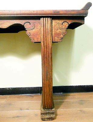 Antique Chinese Altar Table (5075) Ming Style, Circa early of 19th century 2