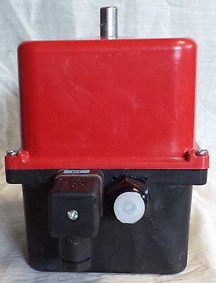 Attuatore rotante elettrico - Burkert 225211 - funzionante 3