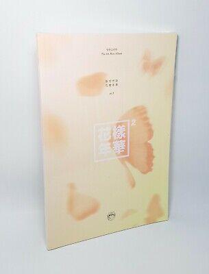 BTS 4th Mini Album [In The Mood For Love] PT.2 Peach Ver. CD+Photobook+Photocard 2