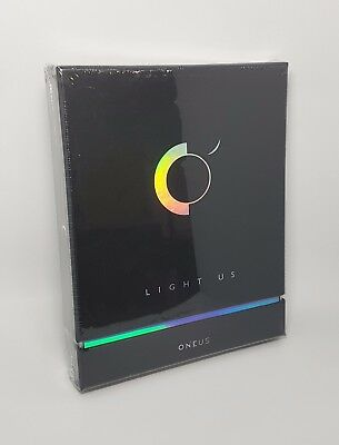 K-POP ONEUS 1st Mini Album [LIGHT US] CD+Booklet+2p Photocard+Message+Sticker 2