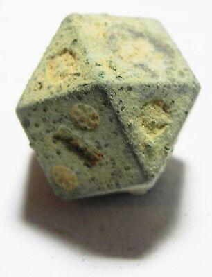 Zurqieh - As3607- Ancient Holy Land. Islamic. Bronze Weight. Mamluk Or Earler. 4