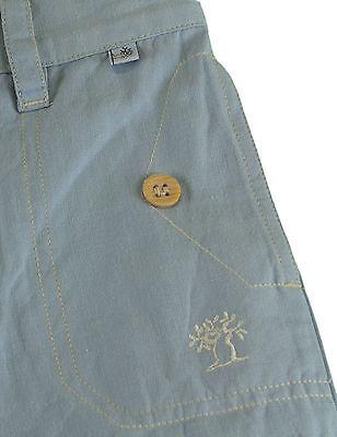 Jacadi Bambino Mensh Azzurro Pantaloni Taglia 8 Anni Nuova con Etichetta 2
