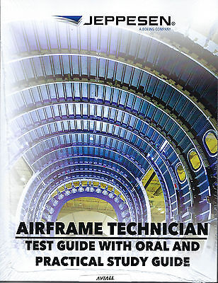 Jeppesen A/&P Technician Powerplant Test Guide /& Practical Study Guide 10002001