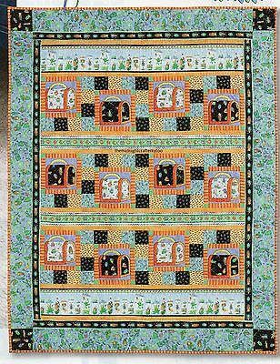 Love Bugs Quilt Pattern Pieced//Applique HP