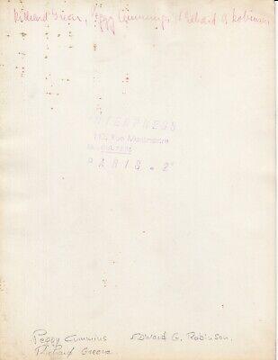 Edward G.Robinson,Peggy Cummins, Richard Greene 1950 2