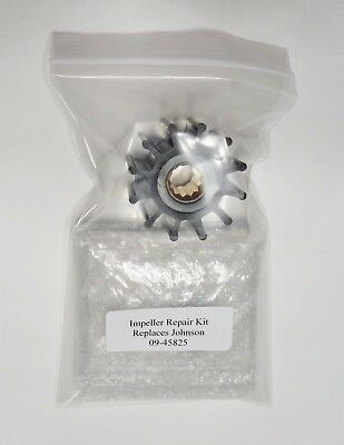 Impeller Kit for Johnson 10-24232-1 Raw Water Pump F6B9 Pump replaces 09-812B