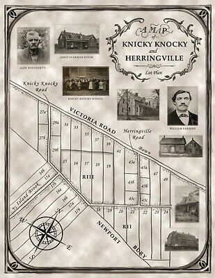 The Early Settlers of Knicky Knocky and Herringville, Quebec 3