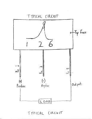 3 Omnipolar Switch.Hall Effect Sensor.Supply Voltage 2.5V-28V.Output Curent 30mA