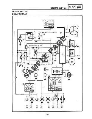 yamaha virago 250 xv250 1988-2006 bike workshop service repair manual  in disc 3