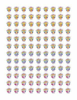 30 Winnie the Pooh Baby Shower Stickers Lollipop Labels Party Favors 1.5 in 3
