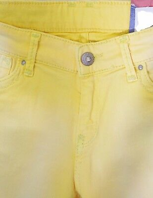 6e70f71353d ... PEPE JEANS JUNIOR jeans jaune used Junior Fille EMERY YELLOW 16 ANS 2
