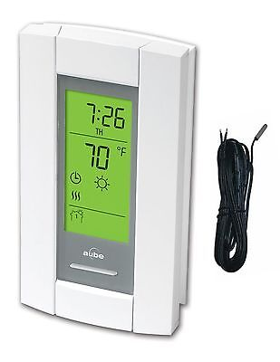 Electric Floor Heat Tile Heating System With Gfci Digital Thermostat