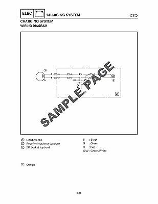 YAMAHA F50F FT50G F60C Ft60D Outboard Motor Workshop Service Repair Manual  ~ Dvd