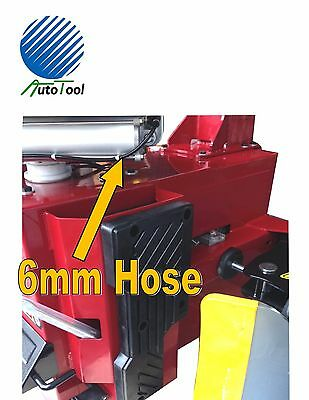 5ft Tubing 1//8 air line for Coats Quick Connect Hose Tire Changer for robo arm!!
