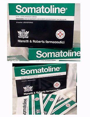 SOMATOLIN E BUSTINE 30 pz. BUSTE EMULSIONE CUTANEA ANTI-CELLULITE ADIPE URTO 2