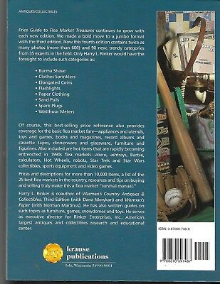 Flea Market Treasures, 4Th Edition, F+ Condition