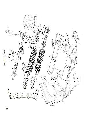 new holland 469 mower haybine conditioner parts catalog book list rh picclick com new holland 489 haybine specs new holland 489 haybine parts diagram