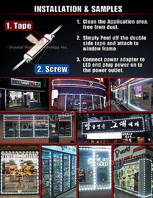 Samsung Installed Hallway Corridor Light White LED Module 50ft 2 years Warranty