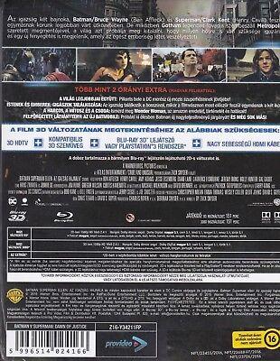 Batman V Superman: Dawn Of Justice BLU-RAY FUTUREPAK (not steelbook) 2D + 3D NEW 2