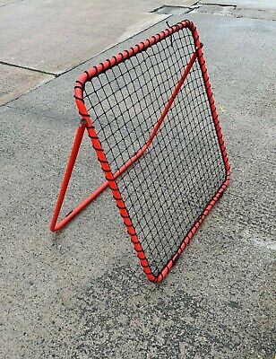 Pro Rebounder Net Football Training Adjustable Kickback Soccer Target Goal 2