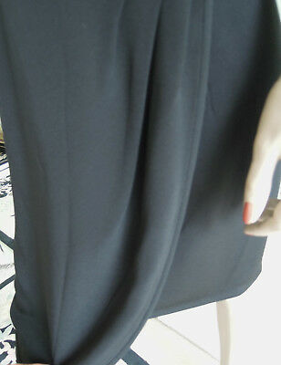 Kleid Abendkleid Escada Couture Gr. 36 schwarz weiß Pailletten edel LUXUS PUR 2