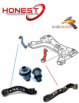 FOR NISSAN TIIDA 2005/> C11 FRONT MOUNTING SUBFRAME STABILISER SWAY LINK BARS 2PC
