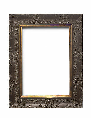 WIDE Ornate Shabby Chic Antique swept Picture photo frame Gold /SILVER  /MUSE 6