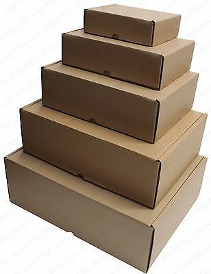 Shipping Storage Boxes Postal Subscription Small Parcel Packet Strong Cardboard 2