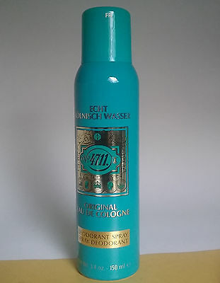 4711 Deodorant Spray  Echt Kölnisch Wasser > 1 Posten = 4 x 150 ml 2