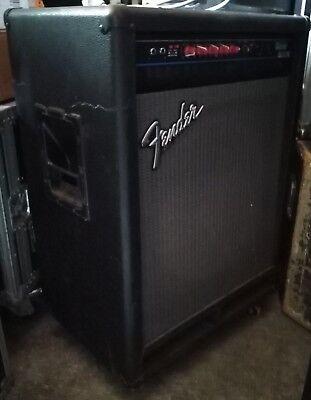 Fender BXR Bass 300c Amplificatore per BASSO Elettrico 3