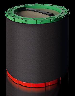 Unger DIUB1 nLite Ultra Harz Packs 3 x Harzbeutel für Filter S | DIUH1 + DIUK1 3