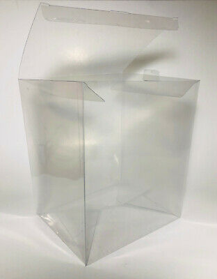 """Lot 1 3 5 10 Acid-Free Clear Funko Pop Protector Case for 6"""" Vinyl Figures 2"""