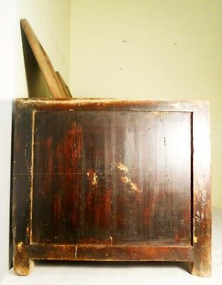 Antique Chinese Coffee Table/Treasure Trunk (2858), Circa 1800-1849 9