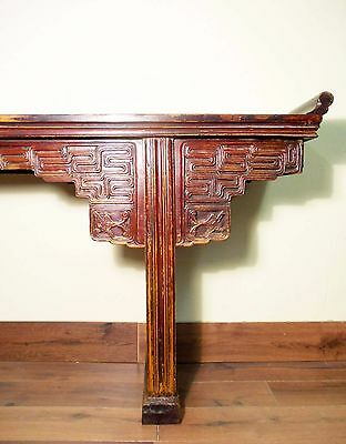 Authentic Antique Altar Table (5564), Circa early of 19th century 11