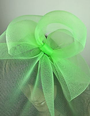 green fascinator millinery burlesque wedding hat hair piece ascot race bridal 1 3