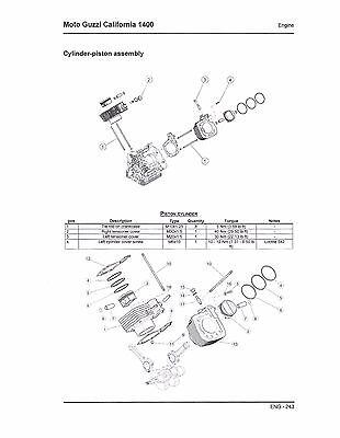 moto guzzi norge 1200 complete workshop repair manual