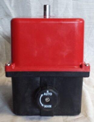 Attuatore rotante elettrico - Burkert 225211 - funzionante 5
