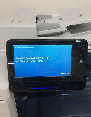 XEROX VERSALINK C7030 A3 Color Laser Copier Printer Scanner 30ppm C7020  C7025