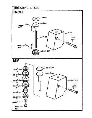 Enco Lathe Wiring Diagram 110 1340