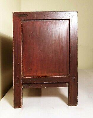 Antique Chinese Petit Ming Cabinet (2992), Circa 1800-1849 8