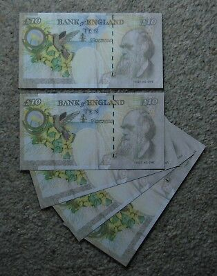 Five Banksy Di Faced Tenners £10 Ten Pound Princess Diana Replica Notes