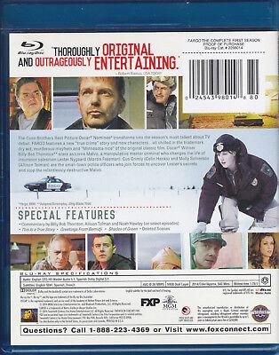 Coffret Blu Ray - Fargo - Saison 1 - Import Usa 2