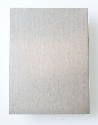 """Aluminum Cover Plate - 4.75"""" x 6.5"""" to replace M&S Intercom - 13 Colors Choices 10"""