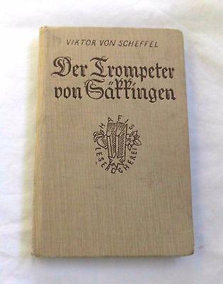 Der Trompeter Von Säckingen Viktor Von Scheffel Ca 1930