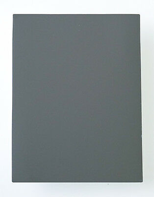 """Aluminum Cover Plate - 4.75"""" x 6.5"""" to replace M&S Intercom - 13 Colors Choices 5"""